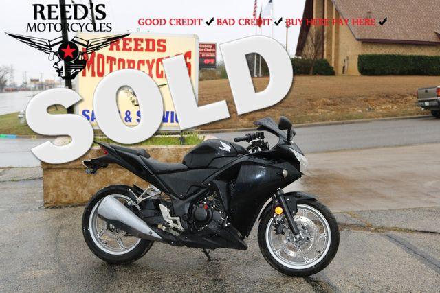 2012 Honda CBR 250R in Hurst Texas