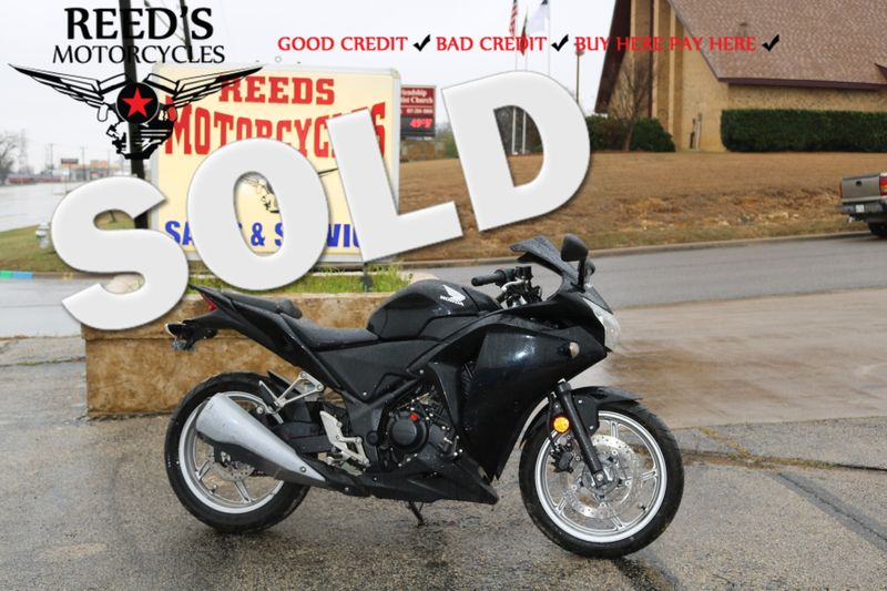 2012 Honda CASH ONLY   CBR 250R | Hurst, Texas | Reed's Motorcycles in Hurst Texas