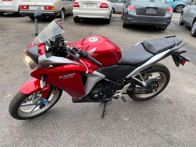 2012 Honda CBR® 250R in New Rochelle, NY 10801