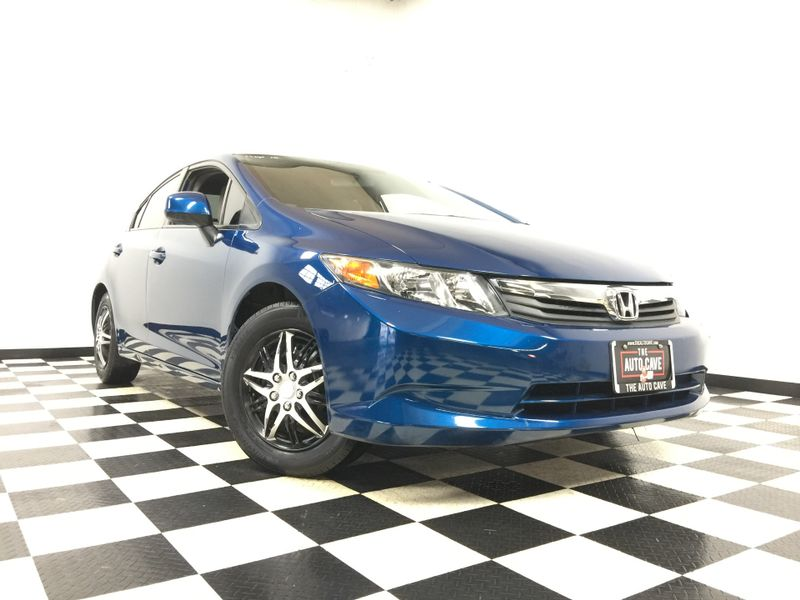 2012 Honda Civic *Affordable Financing*   The Auto Cave in Addison