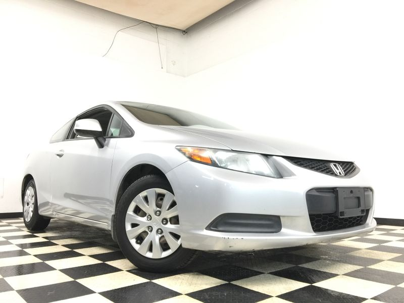 2012 Honda Civic *Simple Financing*   The Auto Cave in Addison