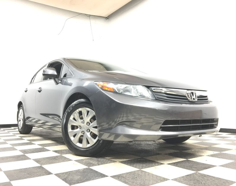 2012 Honda Civic *Approved Monthly Payments*   The Auto Cave in Addison