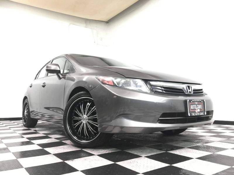 2012 Honda Civic *Get APPROVED In Minutes!* | The Auto Cave in Addison