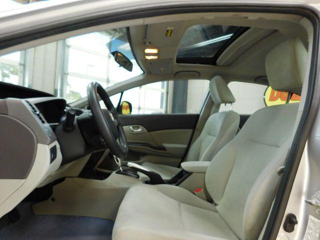 2012 Honda Civic EX in Airport Motor Mile ( Metro Knoxville ), TN 37777