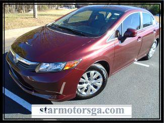 2012 Honda Civic LX Alpharetta, GA