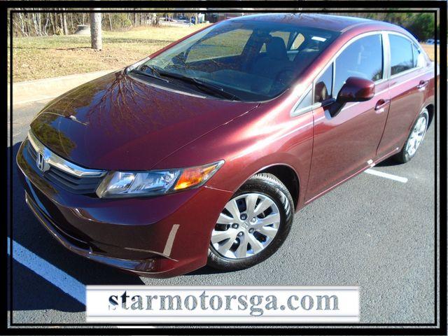 2012 Honda Civic LX in Atlanta, GA 30004