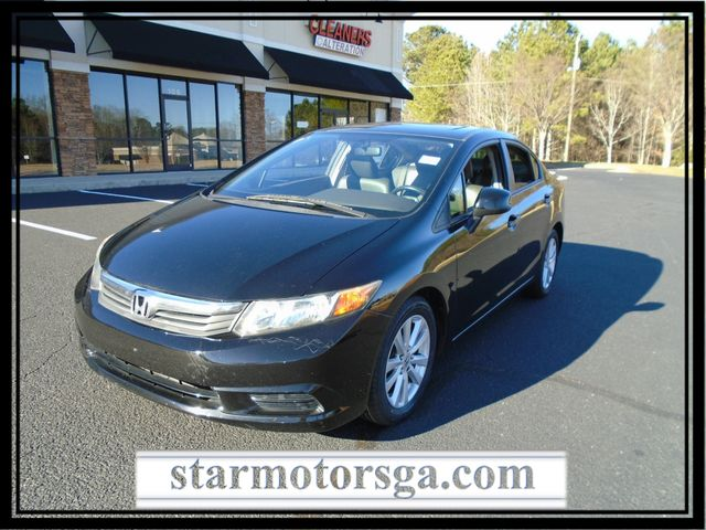 2012 Honda Civic EX - With Leather Interior in Atlanta, GA 30004