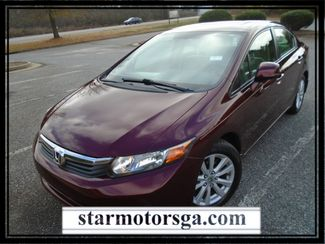 2012 Honda Civic EX in Alpharetta, GA 30004