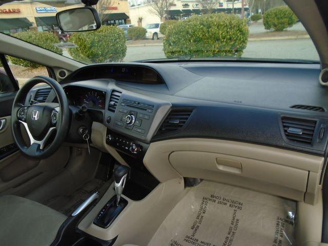 2012 Honda Civic EX in Alpharetta, GA 30004