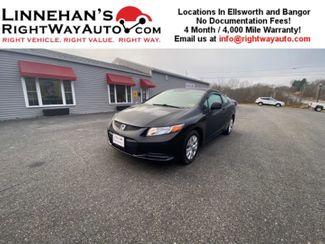 2012 Honda Civic LX in Bangor, ME 04401