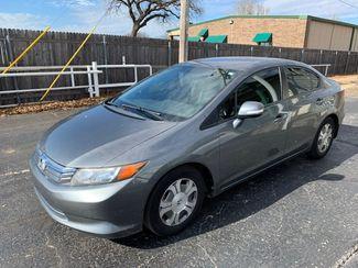 2012 Honda Civic Hybrid Bethany, OK