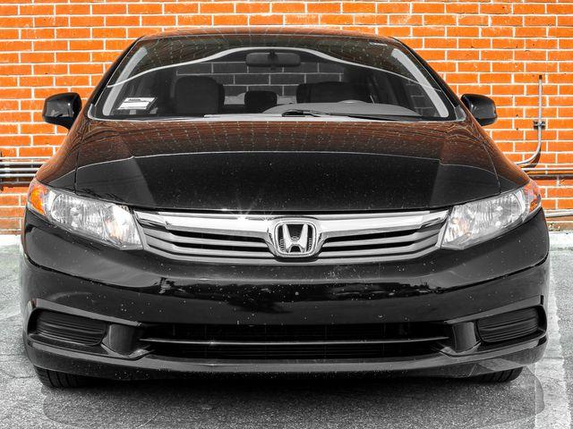 2012 Honda Civic EX Burbank, CA 1
