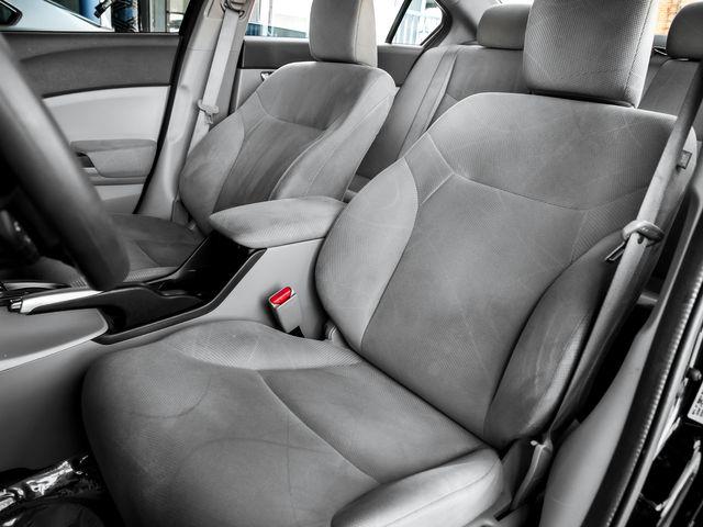 2012 Honda Civic EX Burbank, CA 10