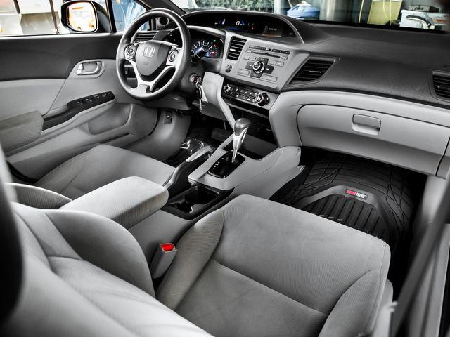 2012 Honda Civic EX Burbank, CA 11