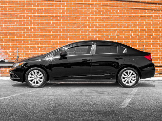 2012 Honda Civic EX Burbank, CA 5
