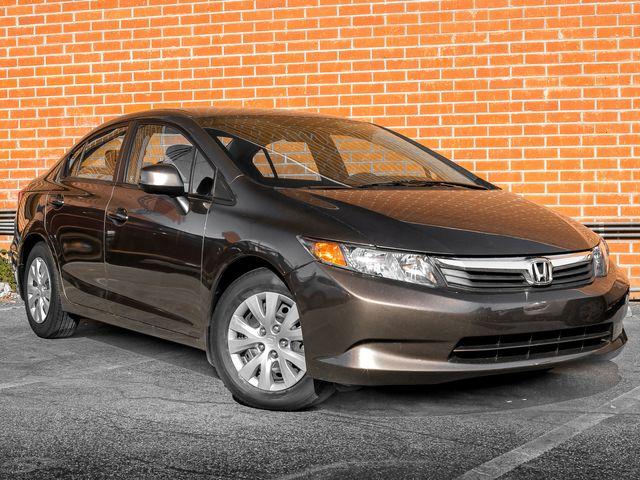 2012 Honda Civic LX Burbank, CA 1