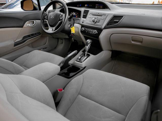 2012 Honda Civic LX Burbank, CA 11