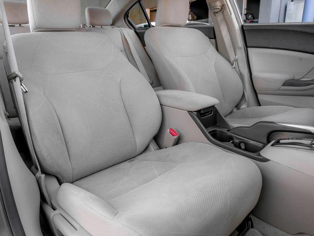 2012 Honda Civic LX Burbank, CA 12