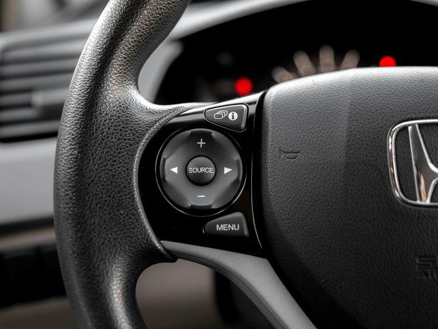 2012 Honda Civic LX Burbank, CA 17
