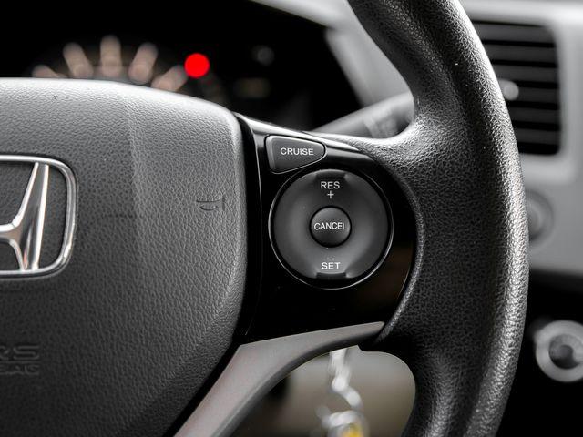 2012 Honda Civic LX Burbank, CA 18
