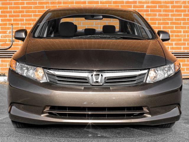 2012 Honda Civic LX Burbank, CA 2