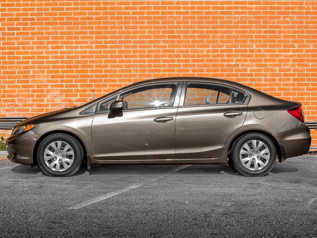 2012 Honda Civic LX Burbank, CA 4