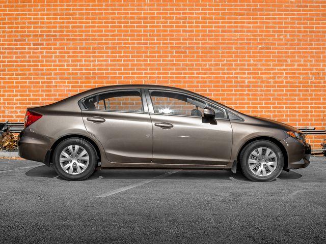 2012 Honda Civic LX Burbank, CA 5