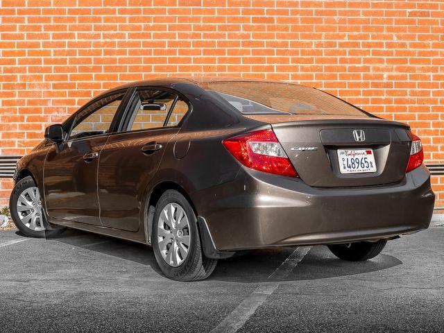 2012 Honda Civic LX Burbank, CA 6