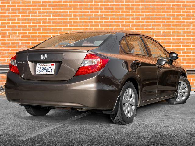 2012 Honda Civic LX Burbank, CA 7