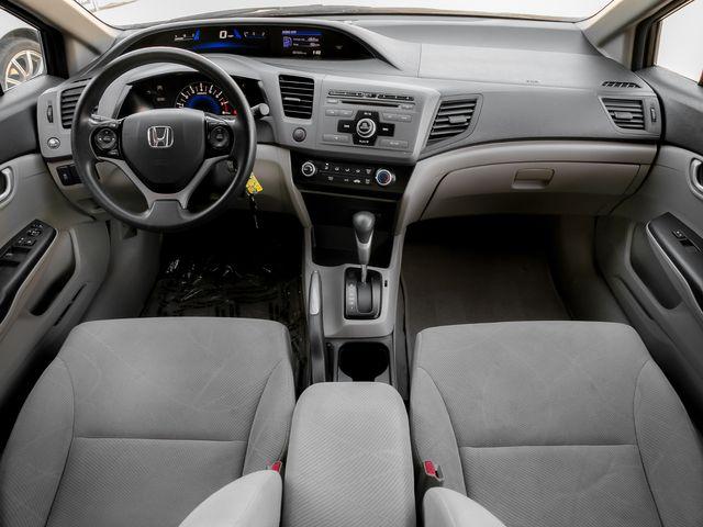 2012 Honda Civic LX Burbank, CA 8