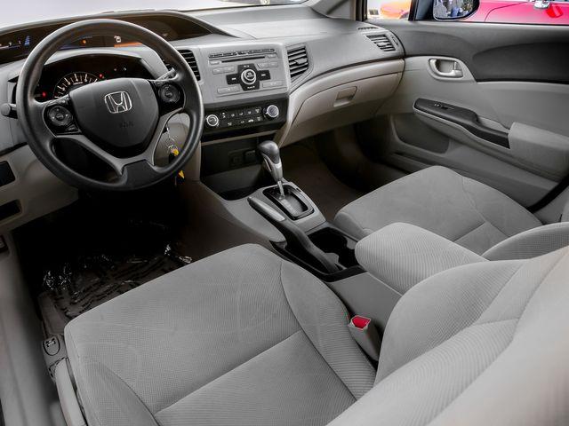 2012 Honda Civic LX Burbank, CA 9