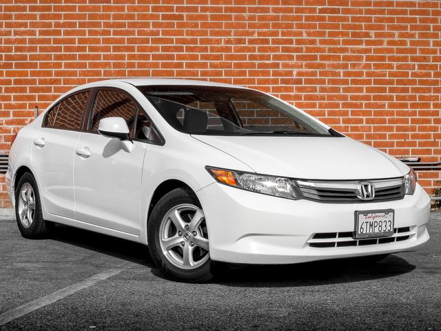 2012 Honda Civic CNG Burbank, CA 1