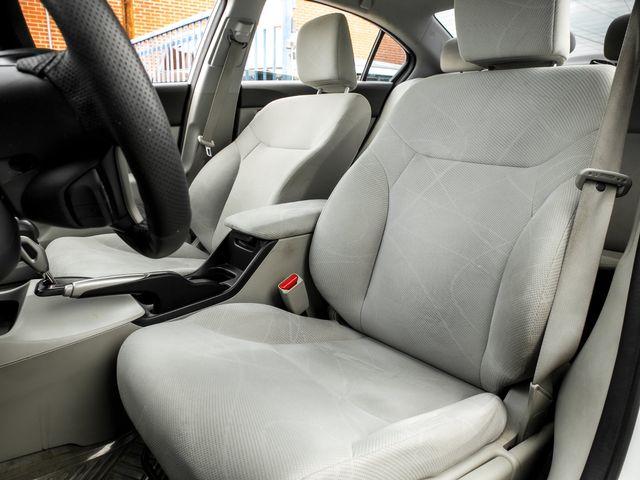 2012 Honda Civic CNG Burbank, CA 10