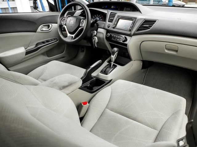 2012 Honda Civic CNG Burbank, CA 11