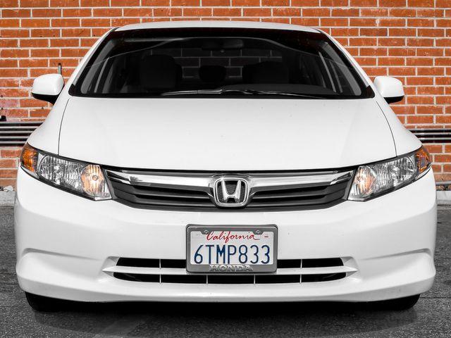 2012 Honda Civic CNG Burbank, CA 2