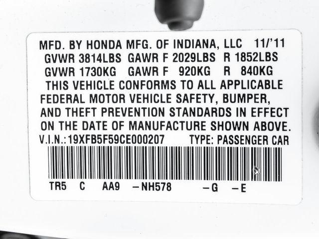2012 Honda Civic CNG Burbank, CA 24