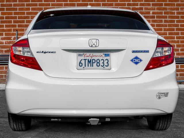 2012 Honda Civic CNG Burbank, CA 3