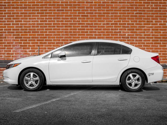2012 Honda Civic CNG Burbank, CA 5