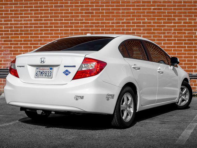 2012 Honda Civic CNG Burbank, CA 6