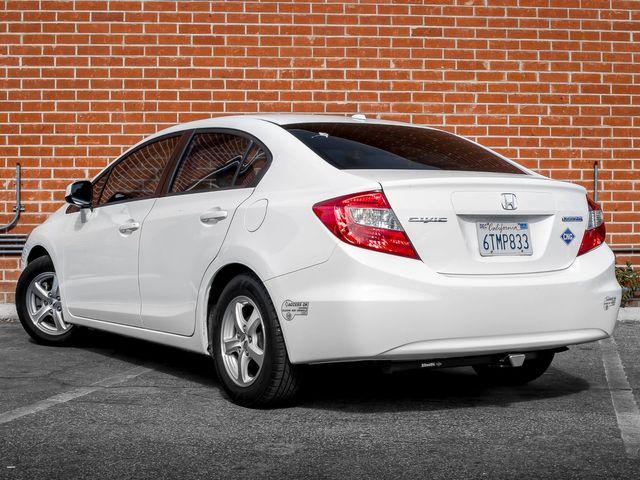 2012 Honda Civic CNG Burbank, CA 7