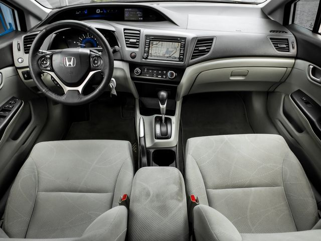 2012 Honda Civic CNG Burbank, CA 8