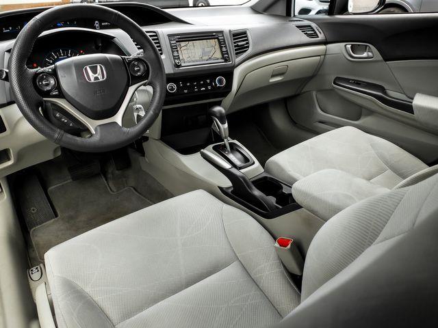 2012 Honda Civic CNG Burbank, CA 9