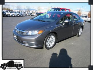 2012 Honda Civic EX 4Dr in Burlington, WA 98233