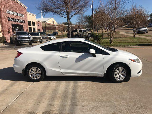 2012 Honda Civic LX in Carrollton, TX 75006