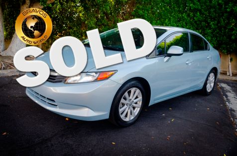 2012 Honda Civic EX in cathedral city