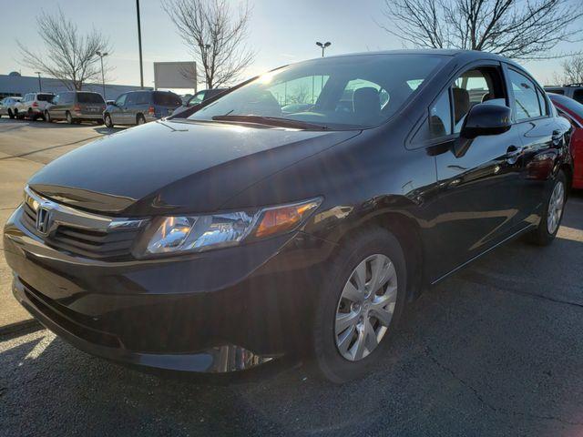 2012 Honda Civic LX   Champaign, Illinois   The Auto Mall of Champaign in Champaign Illinois