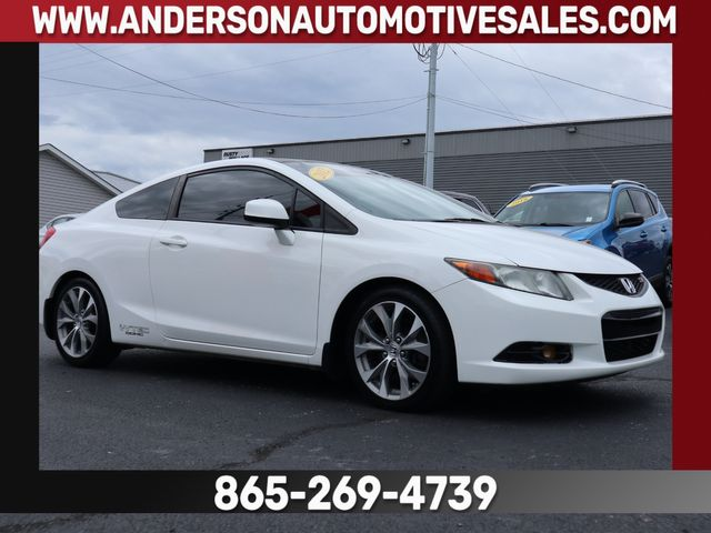 2012 Honda Civic Si in Clinton, TN 37716