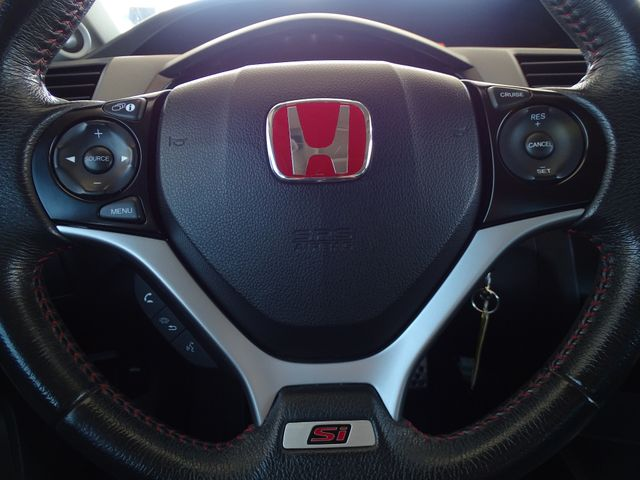 2012 Honda Civic Si Corpus Christi, Texas 30