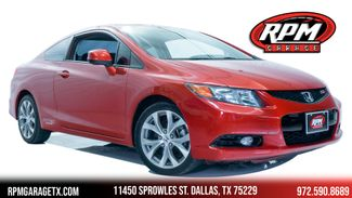 2012 Honda Civic Si in Dallas, TX 75229