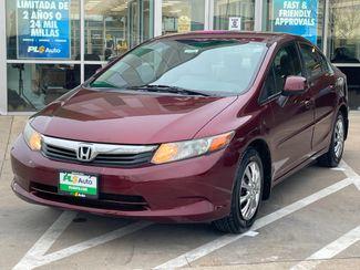 2012 Honda Civic LX in Dallas, TX 75237